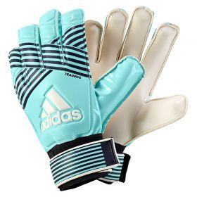 adidas Ace Training Goalkeeper Gloves - Energy Aqua/Energy Blue/Legend Ink/White