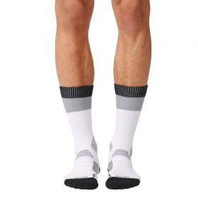 adidas Tango Light Socks - White/Black/Grey