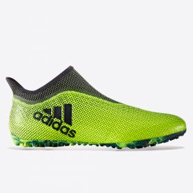 adidas X Tango 17+ Purespeed Astroturf Trainers - Solar Yellow/Legend Ink/Legend Ink