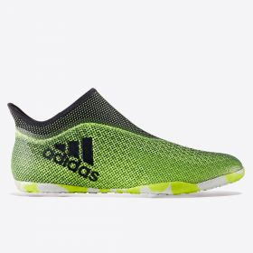 adidas X Tango 17+ Purespeed Indoor Trainers - Legend Ink/Legend Ink/Solar Yellow