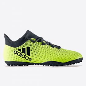 adidas X Tango 17.3 Astroturf Trainers - Solar Yellow/Legend Ink/Legend Ink