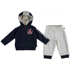 Paris Saint-Germain Jog Set - Navy - Baby