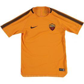 AS Roma Squad Training Top - Orange - Kids