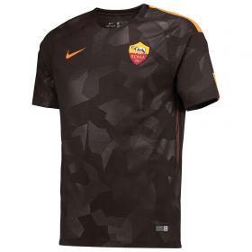 AS Roma Third Stadium Shirt 2017-18 with Florenzi 24 printing