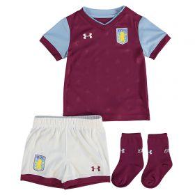 Aston Villa Home Infant Kit 2017-18
