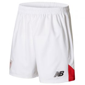 Athletic Bilbao Home Change Shorts 2017-18