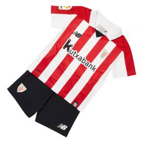 Athletic Bilbao Home Infant Kit 2017-18