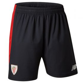 Athletic Bilbao Home Shorts 2017-18