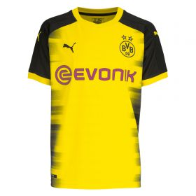 BVB International Home Shirt 2017-18 - Outsize with Toljan 15 printing