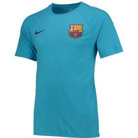 Barcelona Match T-Shirt - Lt Blue