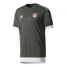 Bayern Munich UCL Training Jersey - Dark Green
