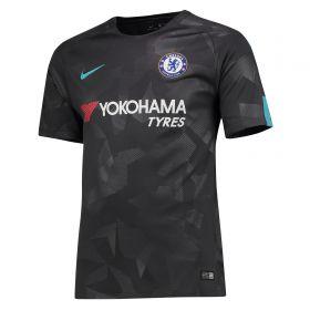 Chelsea Third Stadium Shirt 2017-18 with Hazard 10 printing