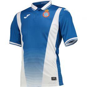 Espanyol Home Shirt 2017-18