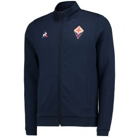 Fiorentina Full Zip Presentation Jacket - Blue