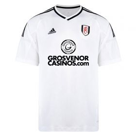 Fulham Home Shirt 2017-18
