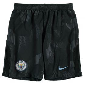 Manchester City Third Stadium Shorts 2017-18 - Kids