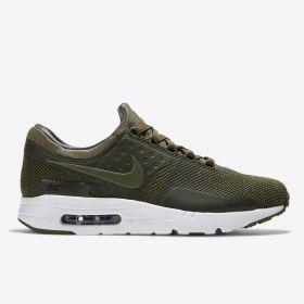Nike Air Max Zero Essential Trainers - Medium Olive/Medium Olive/Dark Stucco