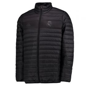 Real Madrid Light Down Jacket - Grey