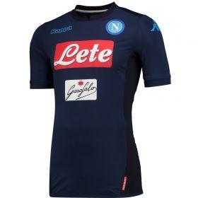 SSC Napoli Third Match Shirt 2017-18
