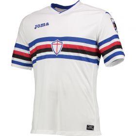Sampdoria Away Shirt 2017-18