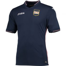 Sampdoria Third Shirt 2017-18