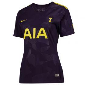 Tottenham Hotspur Third Stadium Shirt 2017-18 - Womens with Wanyama 12 printing