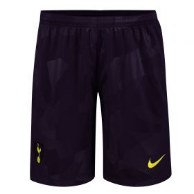 Tottenham Hotspur Third Stadium Shorts 2017-18
