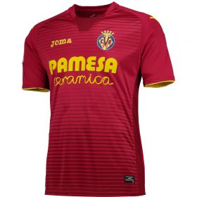 Villarreal Away Shirt 2017-18