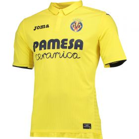 Villarreal Home Shirt 2017-18