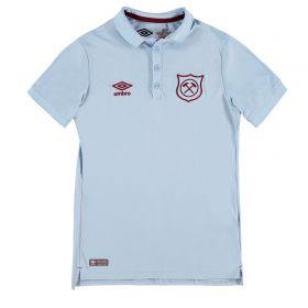 West Ham United Third Shirt 2017-18 - Kids