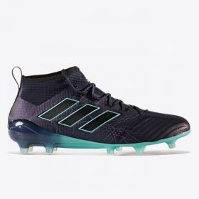 adidas Ace 17.1 Firm Ground Football Boots - Legend Ink/Core Black/Energy Aqua