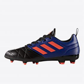 adidas Ace 17.3 Firm Ground Football Boots - Mystery Ink/Easy Coral/Core Black - Womens