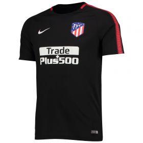 Atlético de Madrid Squad Training Top - Black