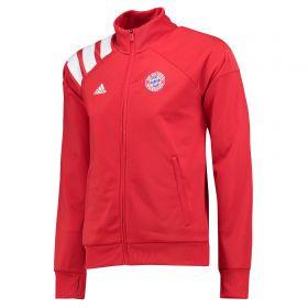 Bayern Munich Track Top - Red