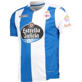 Deportivo La Coruna Home Shirt 2017-18