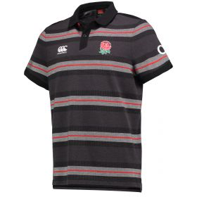 England Rugby Jacquard Pique Polo - Tap Shoe