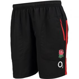 England Rugby Vapodri Woven Gym Shorts - Tap Shoe