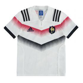 France Rugby Alternate Shirt 2017-18 - Kids