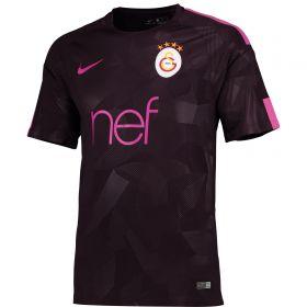 Galatasaray Third Stadium Shirt 2017-18