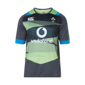 Ireland Rugby Vapodri+ Pro Training Shirt - Jasmine Green