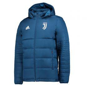 Juventus Training Winter Jacket - Dark Blue