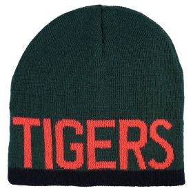 Leicester Tigers Beanie - Green