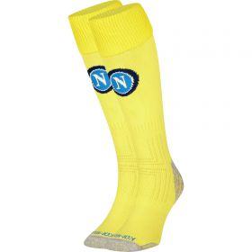 SSC Napoli Away Socks 2017-18