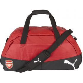 Arsenal Performance Medium Bag - Red