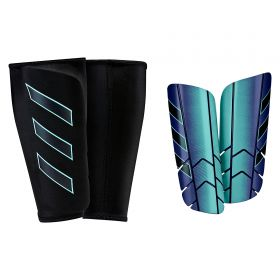 adidas Ghost Graph Thu Shinguards - Legend Ink/Mystery Ink/Energy Aqua