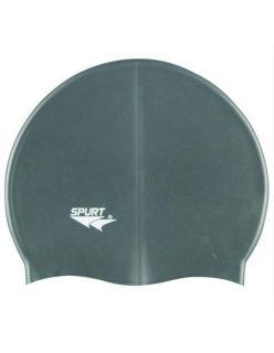 Spurt Силиконова шапка за плуване G107 Grey - Червено