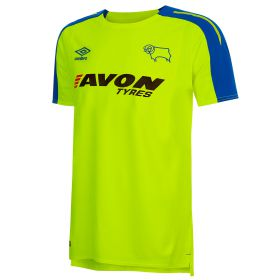 Derby County Away Shirt 2017-18