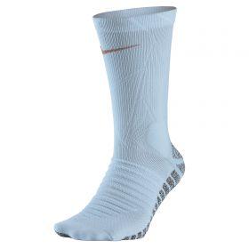 Nike CR7 Grip Crew Socks - Blue Tint/Multi/Color