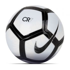 Nike CR7 Skills Miniball - White