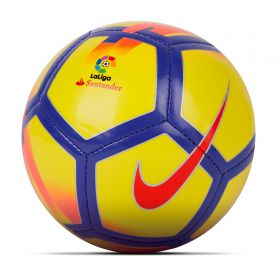 Nike La Liga Skills Miniball - Yellow